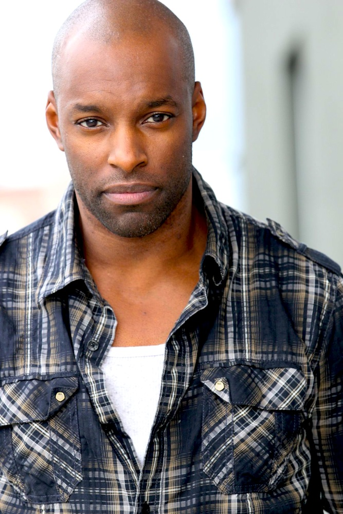Actor Colin Lawrence