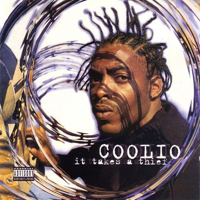 Rapper Coolio