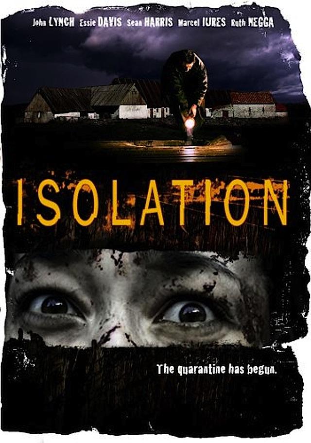 Isolation horror movie