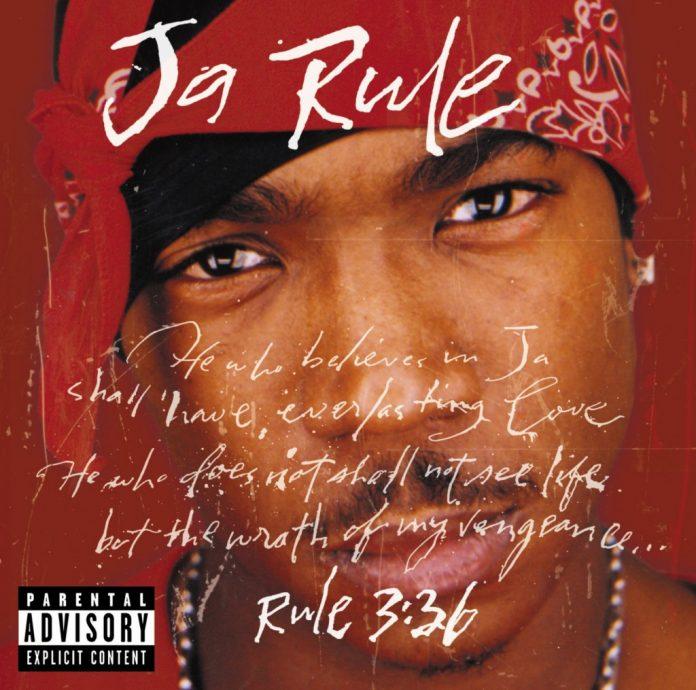 Rapper Ja Rule