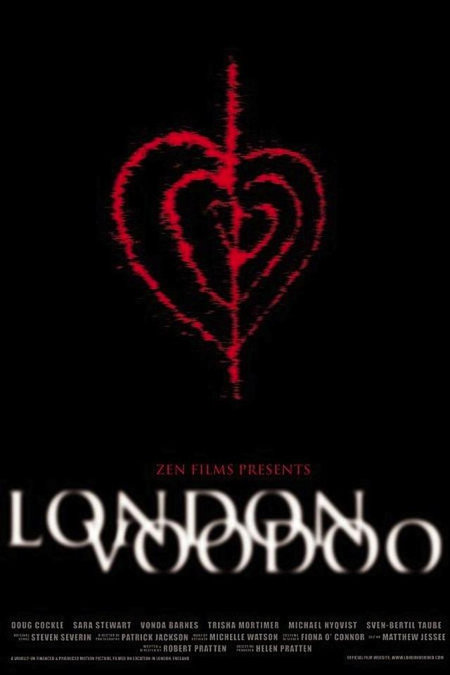 London Voodoo horror movie poster