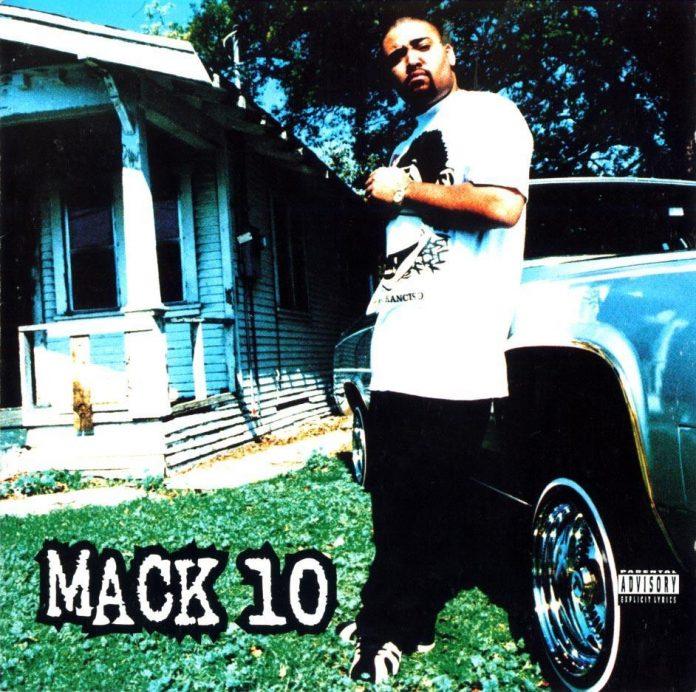 Rapper Mack 10