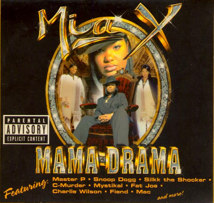 Rapper Mia X