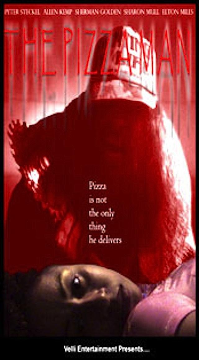 The Pizza Man horror movie
