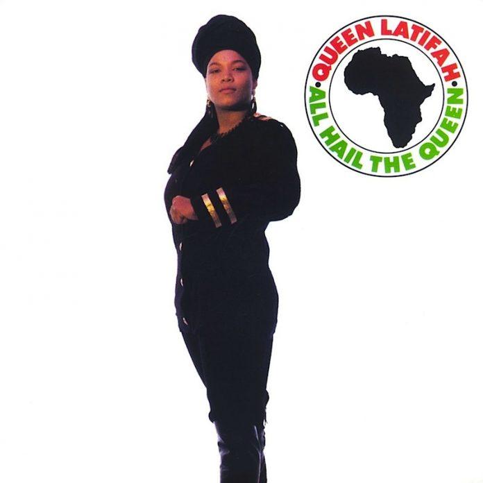 Rapper Queen Latifah