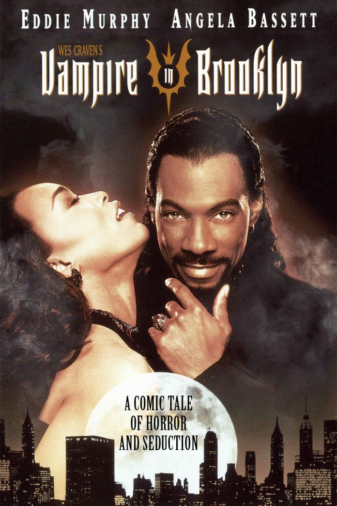 Vampire in Brooklyn movie poster