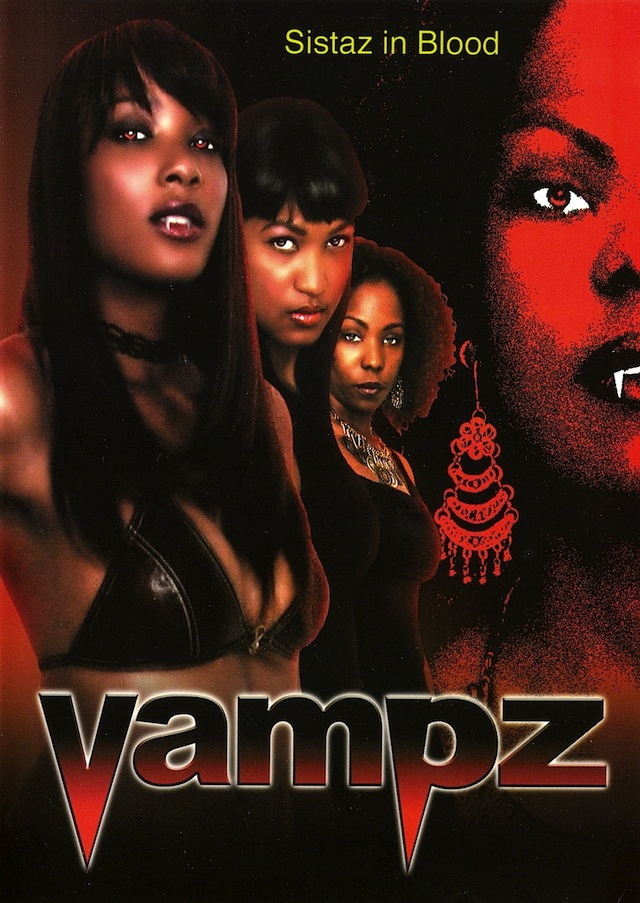 Vampz horror movie poster