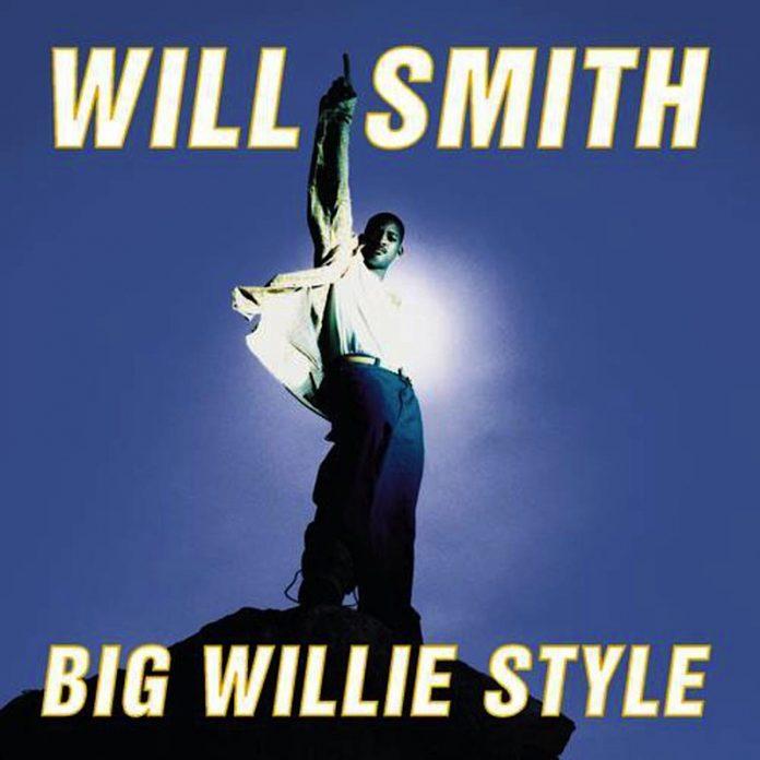 Rapper Will Smith