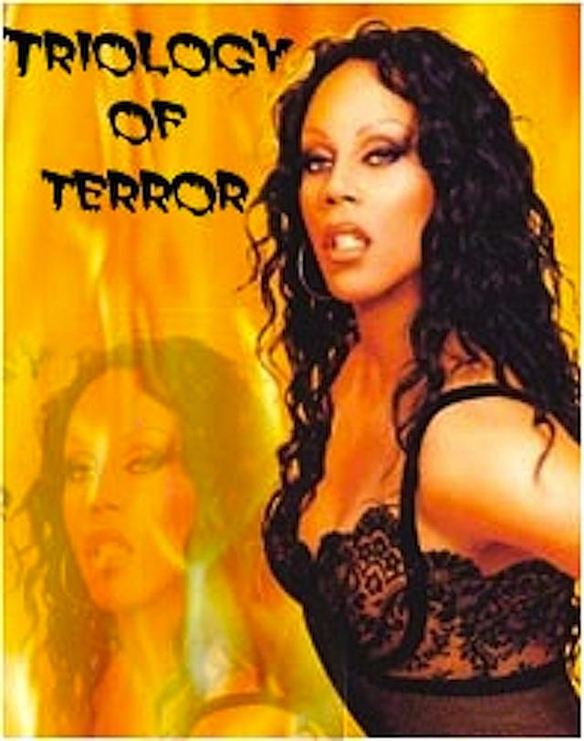 Rupaul's Trilogy of Terror movie