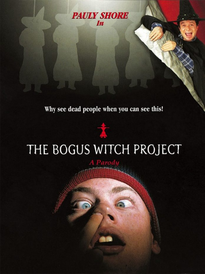 The Bogus Witch Project movie