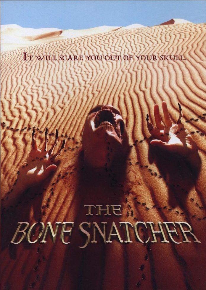 The Bone Snatcher horror movie poster