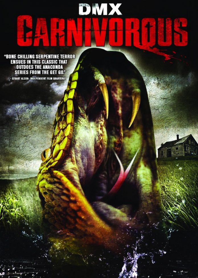 Carnivorous horror movie DMX
