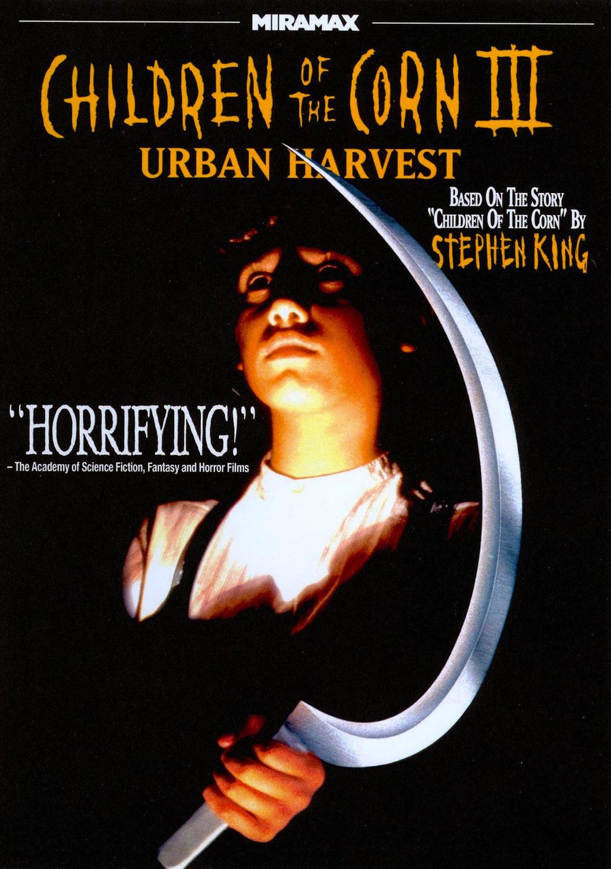 Children of the Corn III: Urban Harvest (1995) - Black ...