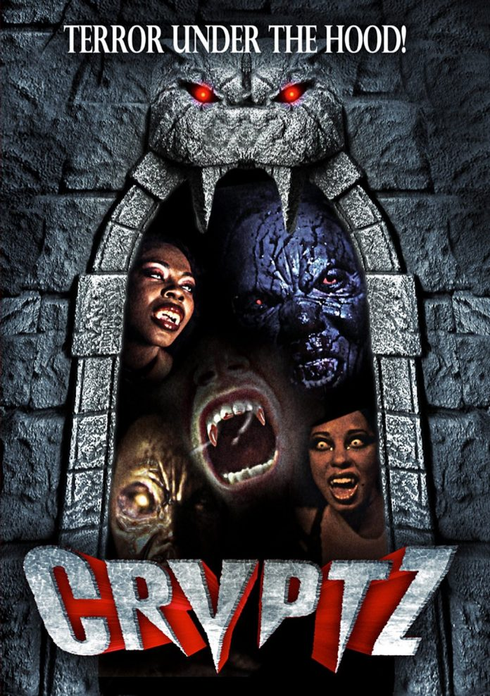 Cryptz horror movie poster
