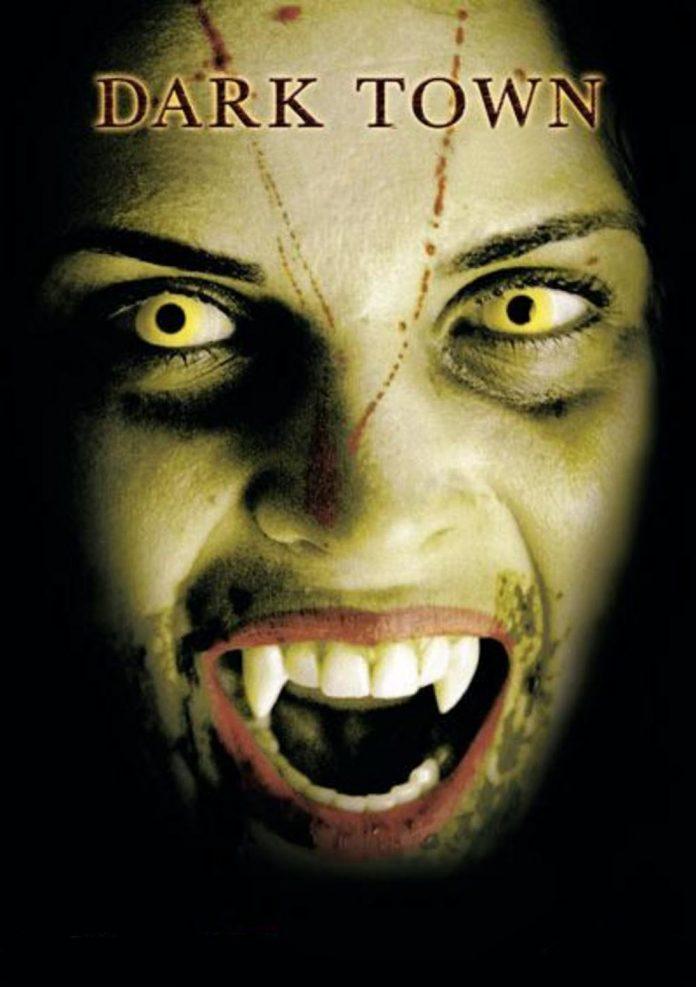 Dark Town horror movie poster