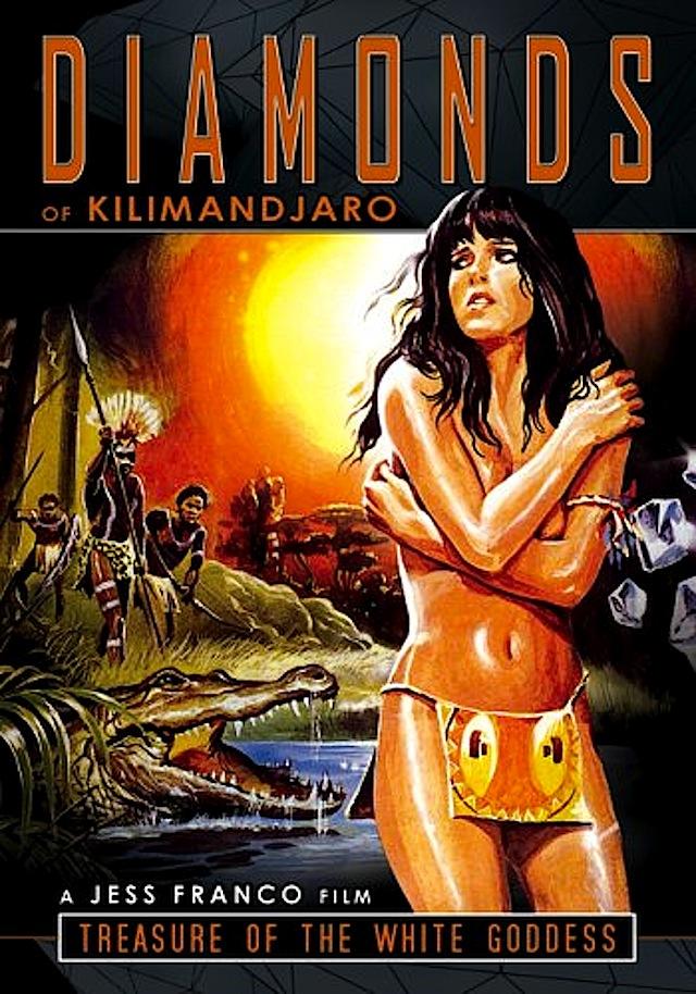 Diamonds of Kilimandjaro movie poster