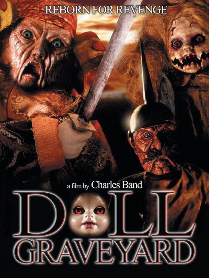 Doll Graveyard horror movie