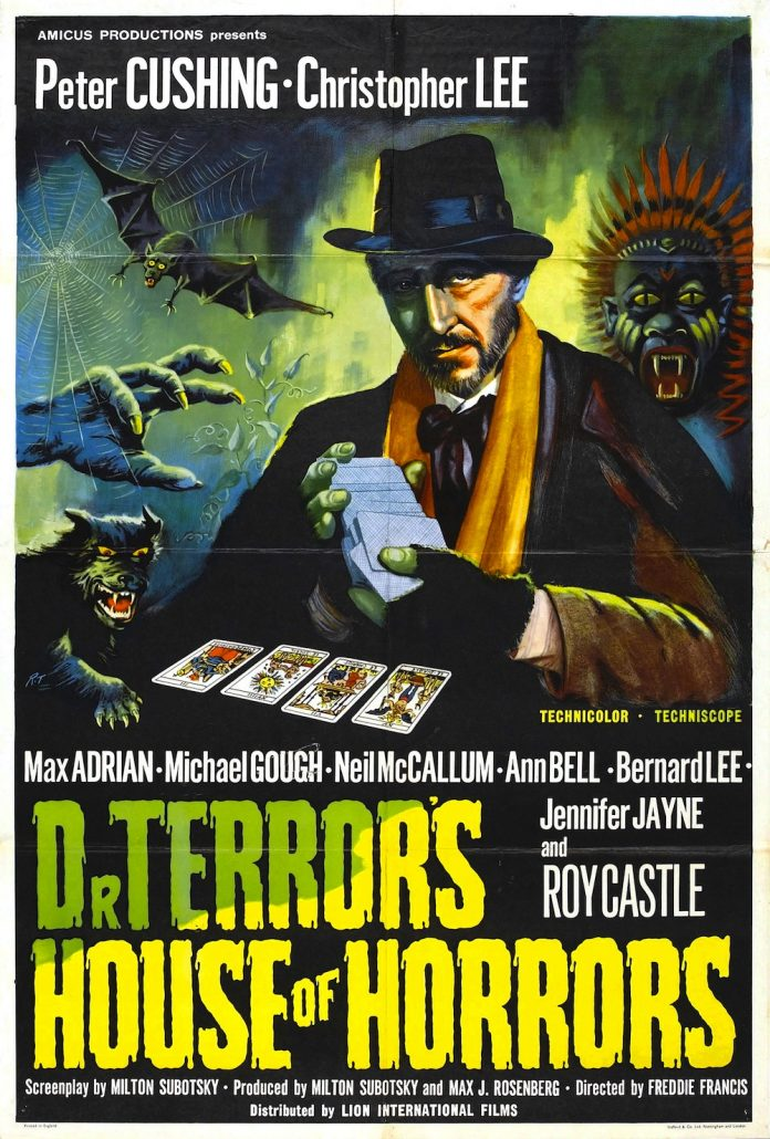 Dr. Terror's House of Horrors movie poster