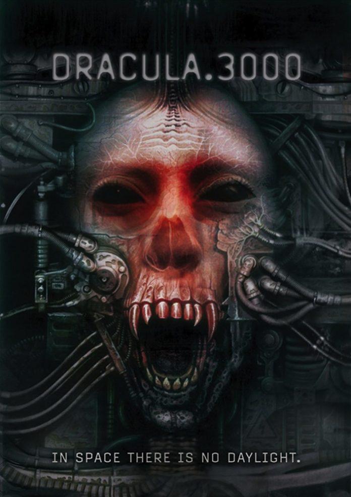 Dracula 3000 movie poster