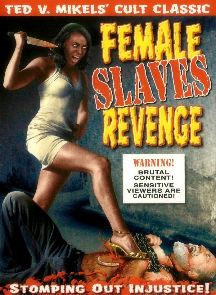 Female Slaves Revenge movie poster