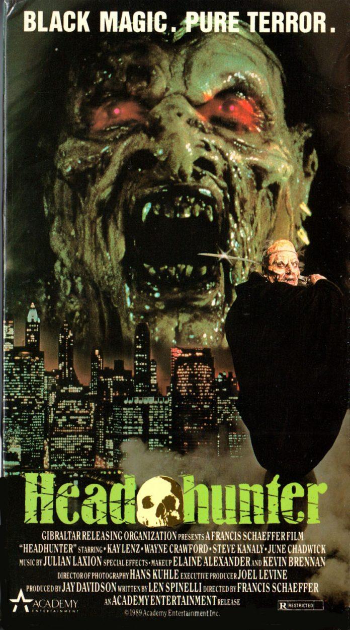 Headhunter horror movie
