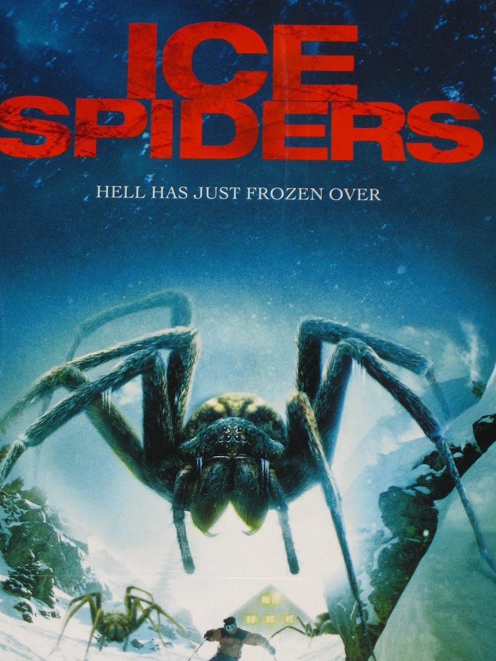 Ice Spiders 2007 Black Horror Movies