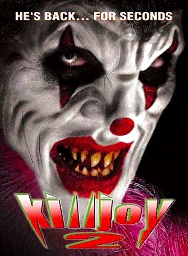 Killjoy 2 horror movie poster
