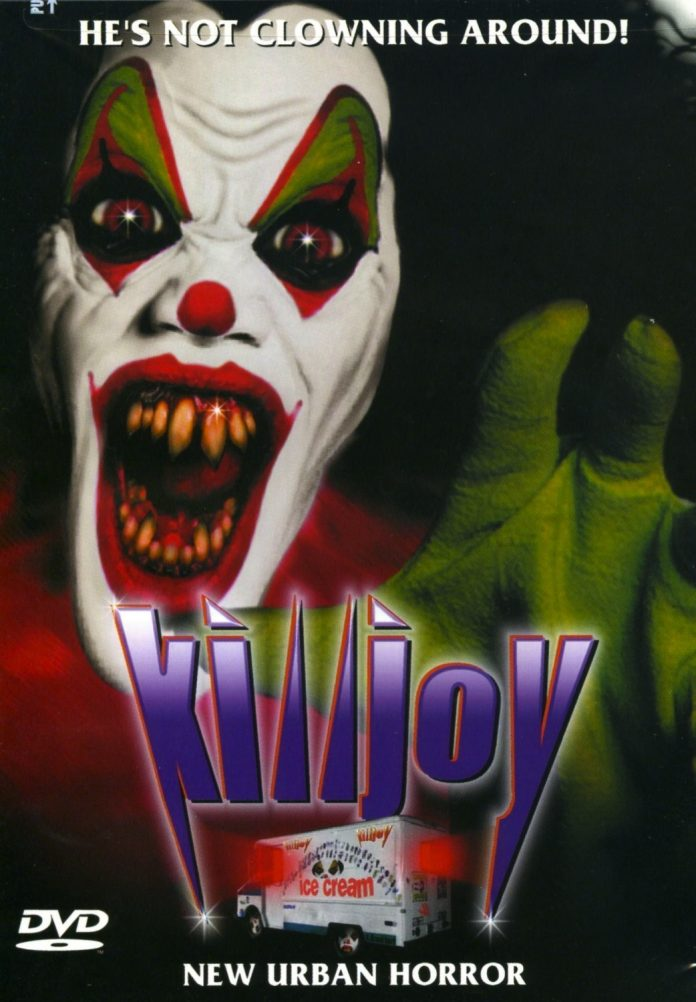 Killjoy horror movie