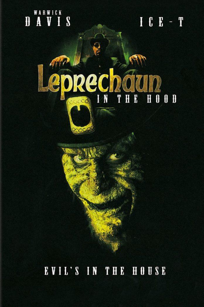 Leprechaun in the Hood movie poster