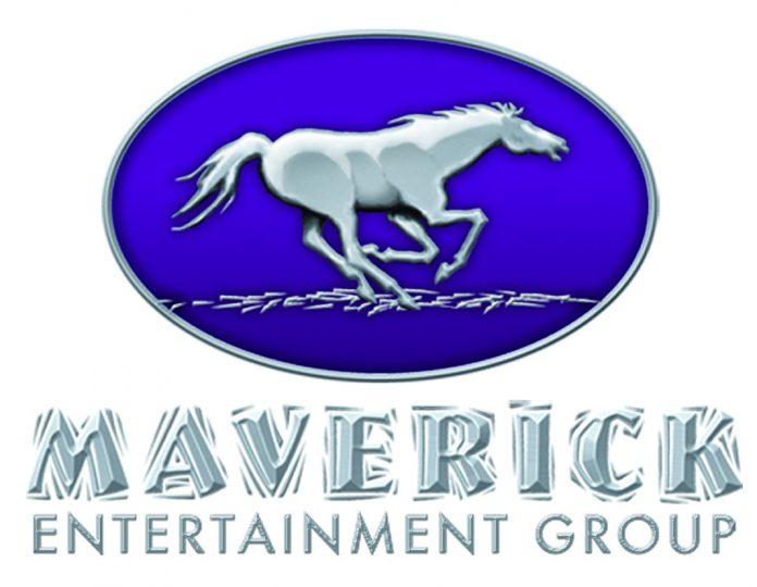 Maverick Entertainment logo