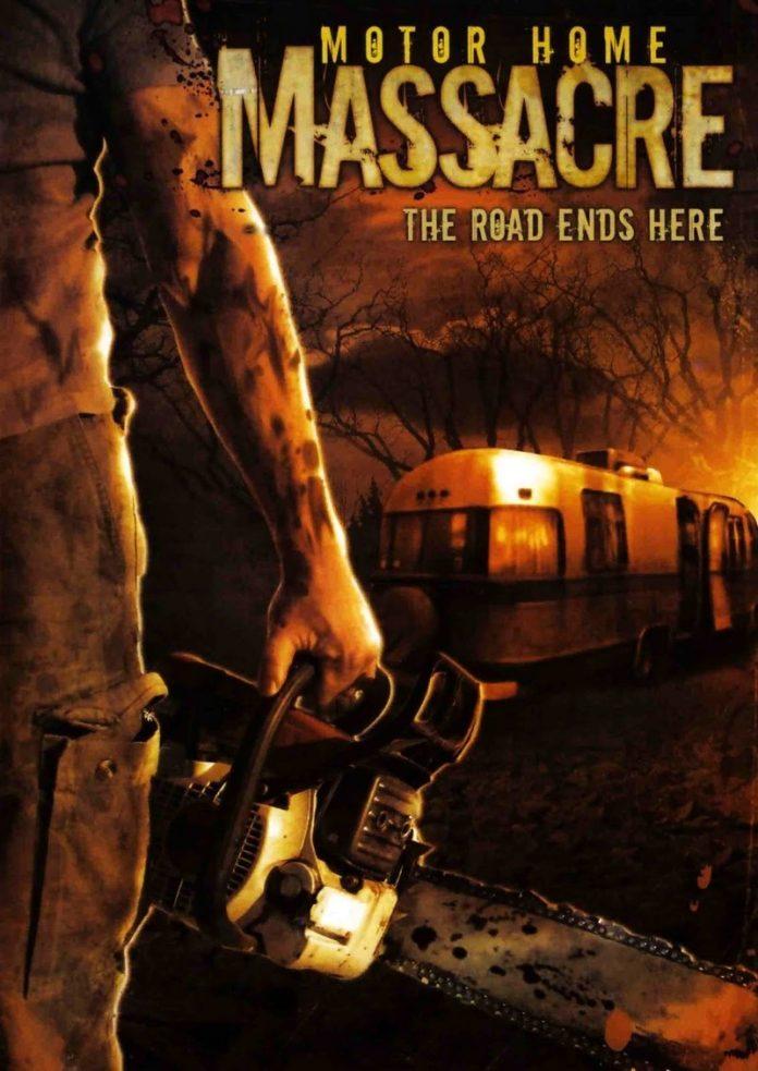 Motor Home Massacre horror movie
