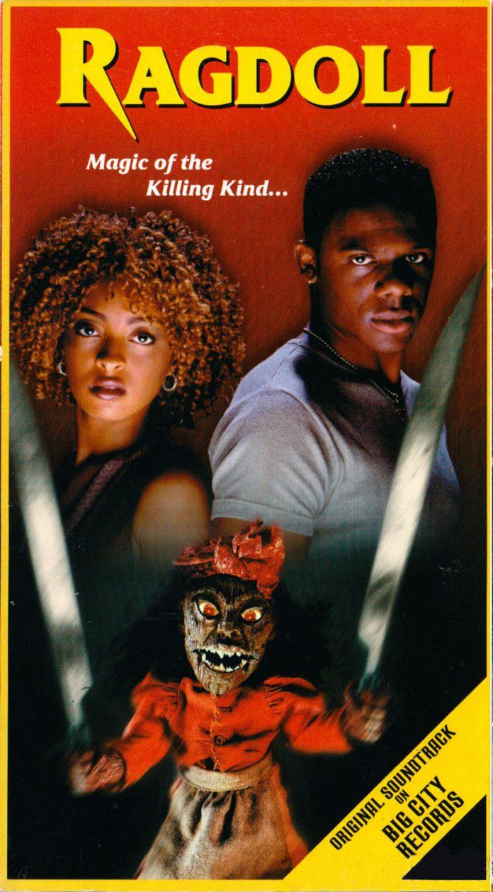 Ragdoll horror movie
