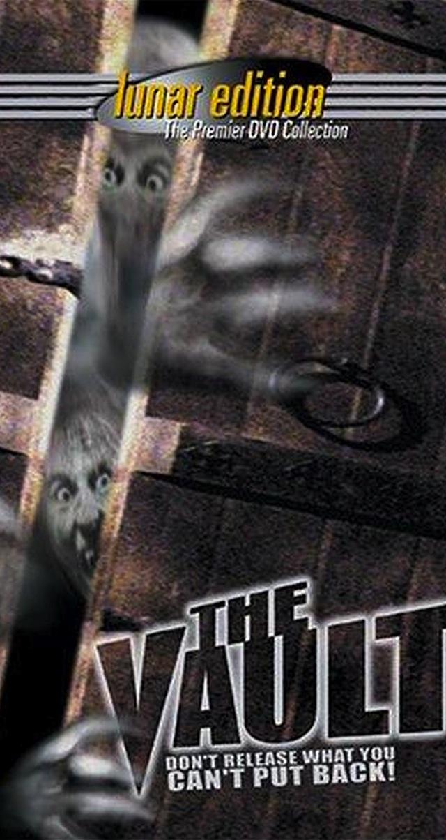 The Vault horror movie