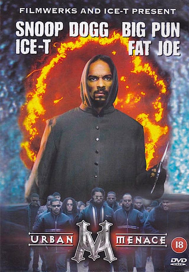 Snoop Dogg in Urban Menace horror movie
