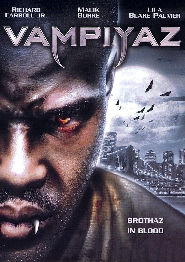 Vampiyaz horror movie poster