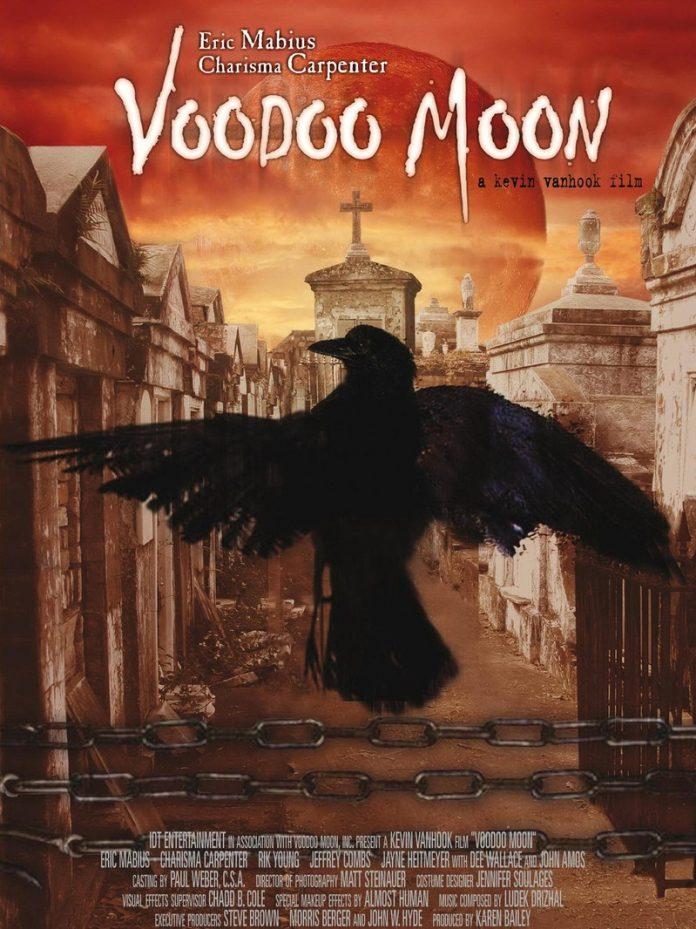 Voodoo Moon horror movie