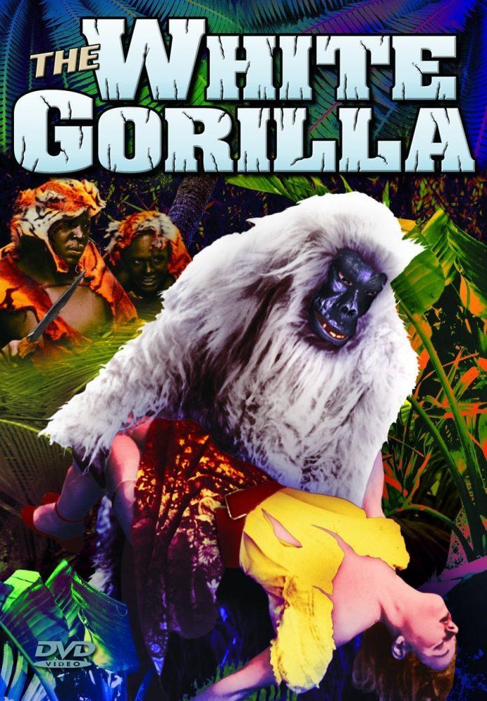 The White Gorilla movie poster