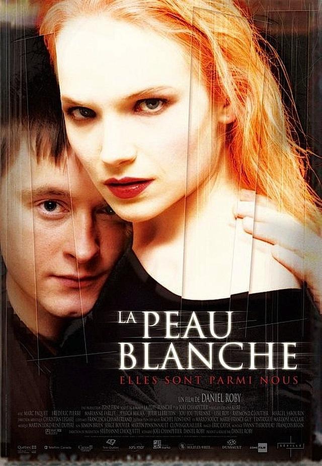 White Skin La Peau Blanche movie poster