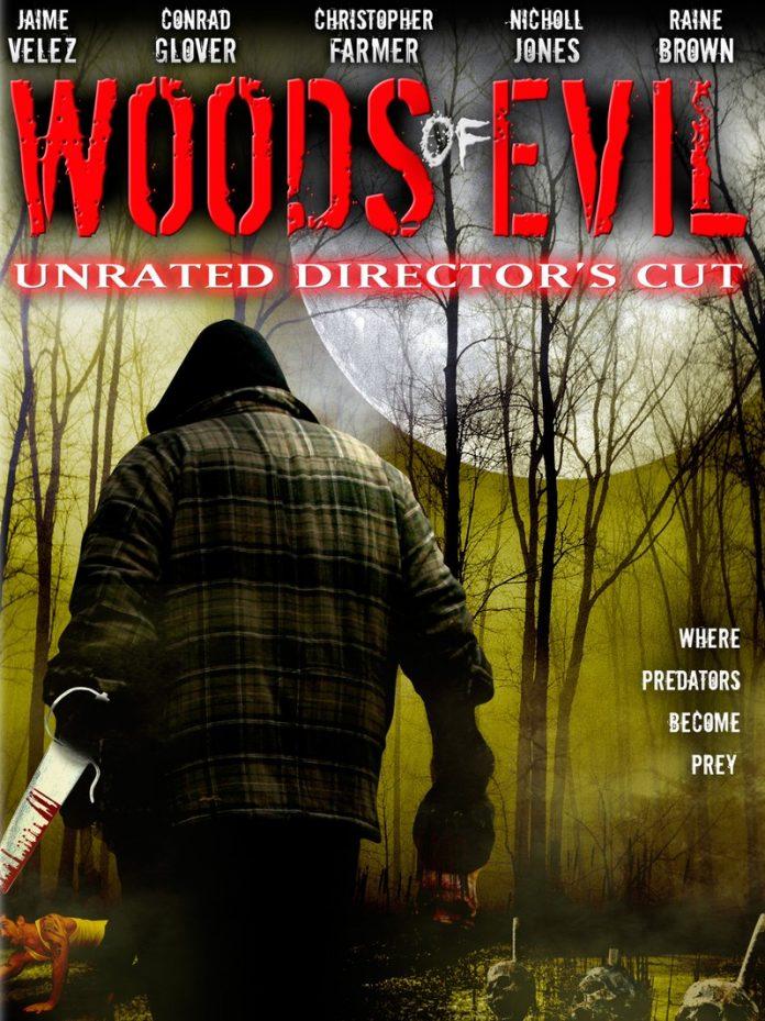 Woods of Evil horror movie