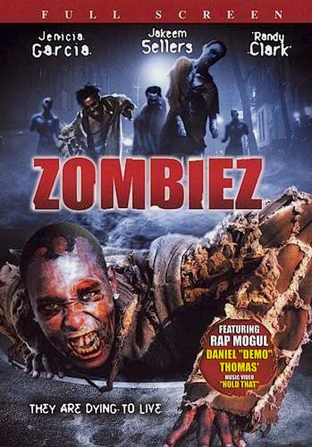 Zombiez horror movie