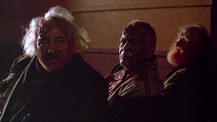 Frank Singuineau, An American Werewolf in London (1981)