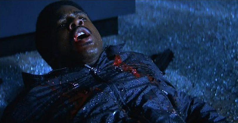 Lennox Brown, Blade (1998)