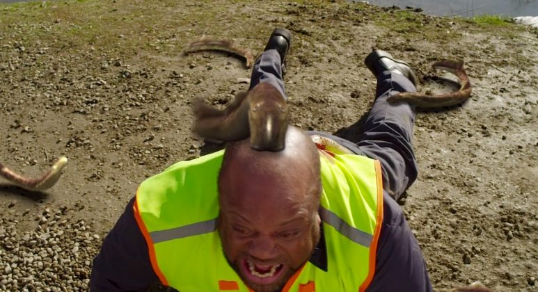 Mark Christopher Lawrence, Blood Lake: Attack of the Killer Lampreys (2014)