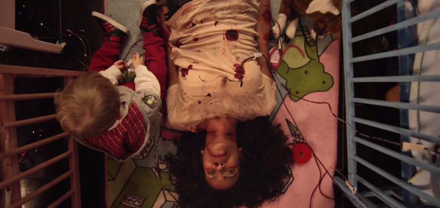 Denny Mendez, Blood Trap (2015)