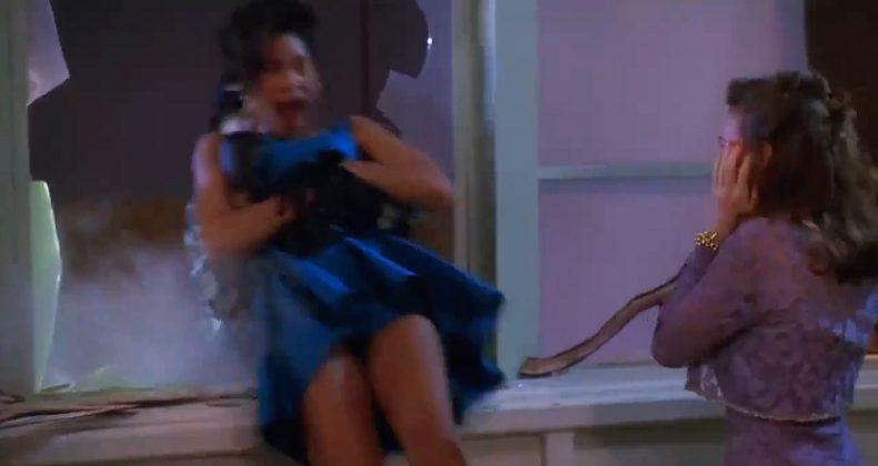 Paris Vaughan, Buffy the Vampire Slayer (1992)
