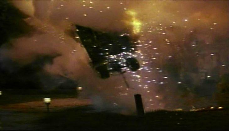 Moses Gunn, Firestarter (1984)