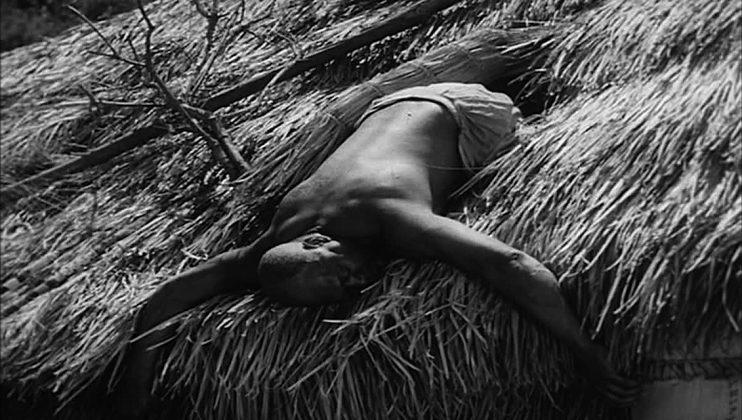 Nameless villager, Monster from Green Hell (1957)