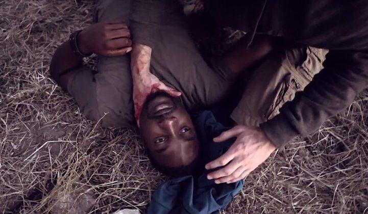 Eme Ikwuakor, Murder in the Dark (2015)