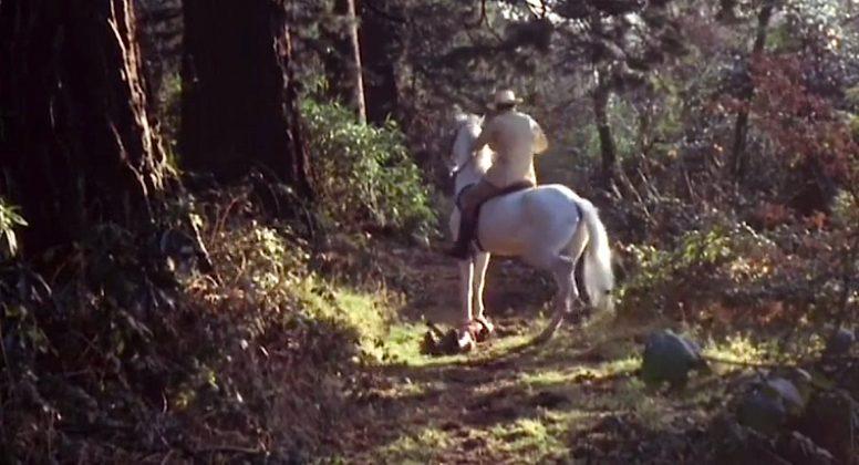 Nameless child, The Oblong Box (1969)