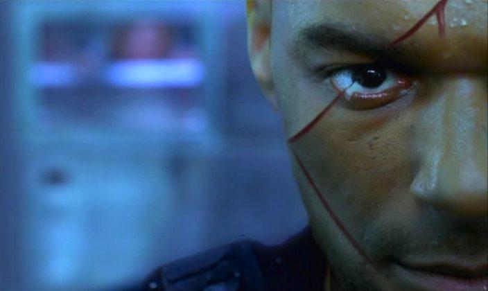 Colin Salmon, Resident Evil (2002)